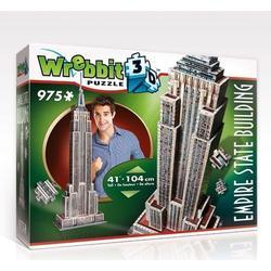 Wrebbit 34507 Empire State Building 975 Teile 3D Puzzle