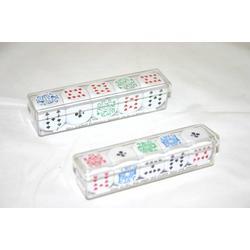 Longfield 5 Poker Stein 18 mm Box