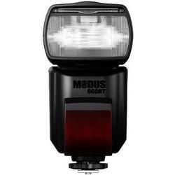 Aufsteckblitz Hähnel Modus 600RT Wireless Kit Passend für=Fujifilm Leitzahl bei ISO 100/50 mm=60