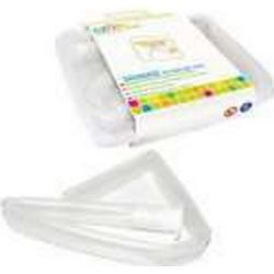 Keeeper Ablaufschlauch für Babybadewannen - (L)17 cm   Größe onesize
