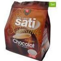"Les Cafés SATI 4er-Set: Aromatisierte Kaffeepads ""Chocolat"", 4x 70 g | Größe onesize"