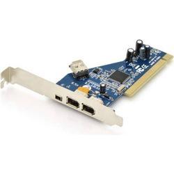 PCI Express kaart - 3x Firewire 400 - Digitus