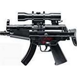 HECKLER & KOCH Softair MP5 Kidz DP mit Maximum 0.08 Joule, 2.5921