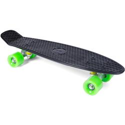 Pinepeak Skateboard, Black