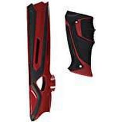 Smart Parts Paintball Zubehör Extcy Body Kit, Racer Red, 61433