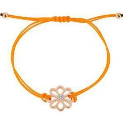 Gab & Ty by Jana Ina Accessoires Armbänder  Armband Flower, rosegold plattiert  1 Stk.
