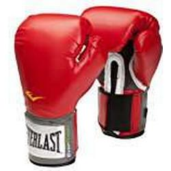 Everlast Erwachsene Boxartikel 20 Velcro Pro Style Training Gloves, Red, 10, 057211 08010