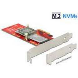 DeLock PCI-Express-x4 Kontroller, NVMe sup.