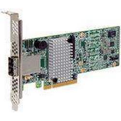 LSI MegaRAID Sas/sata 9380-8e SGL 8-Port extern 12Gb/s