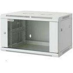 Intellinet Wandverteiler 9HE 600x450mm grau,montiert