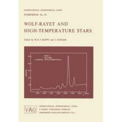 Wolf-Rayet and High-Temperature Stars