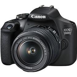 EOS 2000D KIT (18-55 mm IS II), Digitalkamera