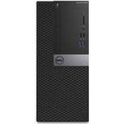 Dell OptiPlex 5050 Mini-Tower-PC Intel Core i5-7500, 8GB RAM, 256GB SSD, Wind...