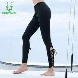 2017 New Women Casual Pants Elastic Exercise Pants Female Fitness Trousers Slim Leggings
