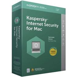 Kaspersky Lab Internet Security Vollversion, 1 Lizenz Mac Sicherheits-Software, Antivirus