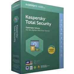 Kaspersky Lab Total Security Upgrade, 1 Lizenz Windows, Mac, Android, iOS, Windows Phone Sicherheits-Software, Antivirus