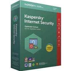 Kaspersky Lab Internet Security Vollversion, 5 Lizenzen Windows, Mac, Windows Phone, Android, iOS Sicherheits-Software, Antivirus