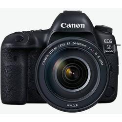 Canon EOS 5D Mark IV Kit EF 24-105mm f/4.0L IS II USM Spiegelreflexkamera