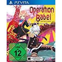 Operation Babel / New Tokyo Legacy (USK/12)