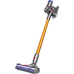 Dyson V8 Absolute Nickel/Gelb