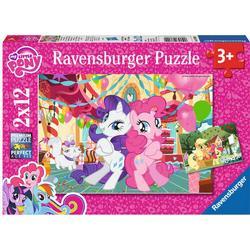 2 Puzzles - My Little Pony
