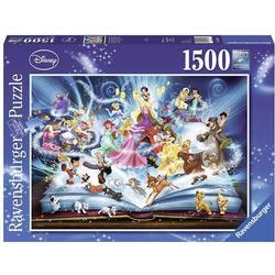 Puzzle Disneys magisches Märchenbuch