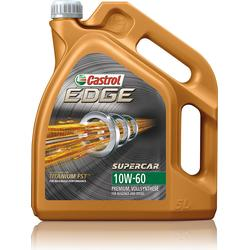 Castrol Edge Supercar Titanium FST 10W-60 5 Liter