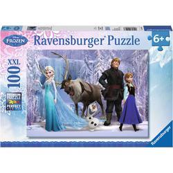 Puzzle Reich der Schneekönigin