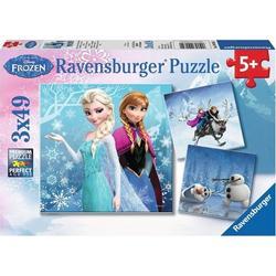 Ravensburger Puzzle Abenteuer im Winterland