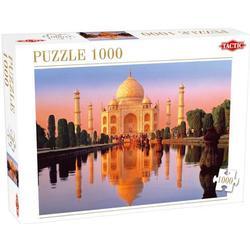 Tactic Taj Mahal Puzzle