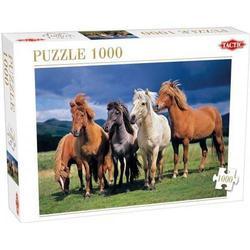 Tactic Camargue Pferde Puzzle