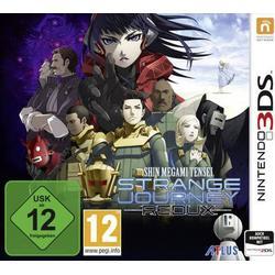 Shin Megami Tensei Strange Journey Redux Nintendo 3DS & 2DS USK: 12
