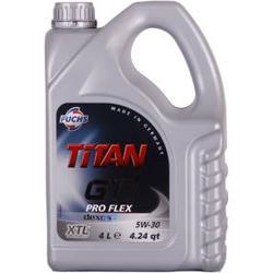 Fuchs Titan GT 1 Pro Flex 5W-30 4 Liter Kanne