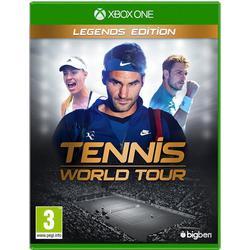 Tennis World Tour Legends Edition (Xbox One)