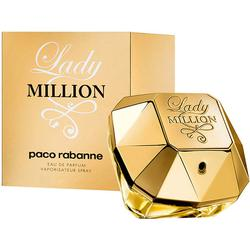 Perfums Paco Rabanne Fragrances Lady Million Eau De Parfum 80ml