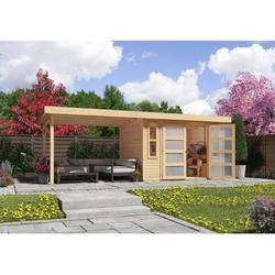 Karibu Gartenhaus Trundholm 2