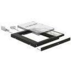 5.25 Einbaurahmen für 1 x 2.5 SATA HDD bis 9,5 mm