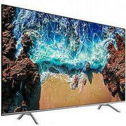 Samsung UE55NU8009TXZG Fernseher - Schwarz / Silber