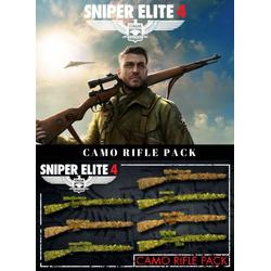 Sniper Elite 4 - Camouflage Rifles Skin Pack PC Expansion