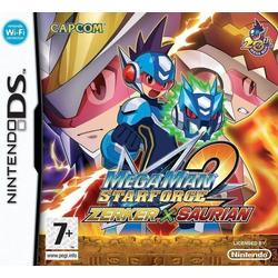 Mega Man Star Force 2 Zerker X Saurian (Import)
