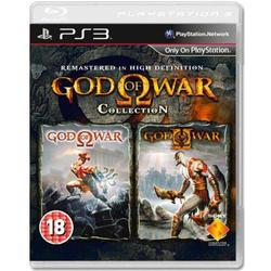 God of War Collection (1 & 2) (Import)
