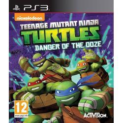 Teenage Mutant Ninja Turtles: Danger Of The Ooze (Import)