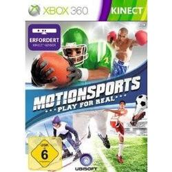 MotionSports (Kinect) X-Box 360