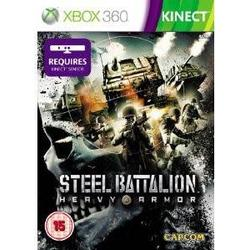 Steel Battalion - Heavy Armor (Kinect) UK X-Box 360
