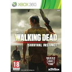 The Walking Dead: Survival Instinct - uncut (Uk) X-Box 360