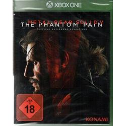 Metal Gear Solid 5 - The Phantom Pain - Xbox One - deutsch - Neu / OVP
