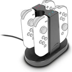 Quad Charger - for Nintendo Switch Joycon, black