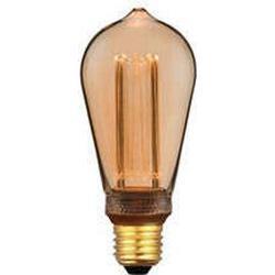 Leuchtmittel LED 5W (200/100/40 lm) 3 step Dimm E27 - Halo Design