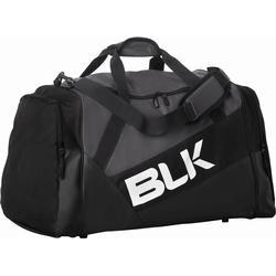 BLK Rugby Sportbag Sporttasche klein 30 Liter dunkelgrau