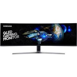 LC49HG90DMU Gaming-Monitor 124,4cm 48,9 Zoll Curved 32:9 1ms (Schwarz)